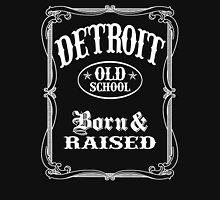 Detroit Old School  Unisex T-Shirt