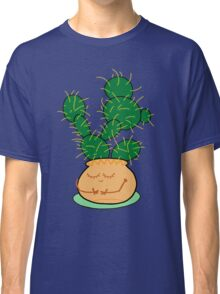 Content Cactus Classic T-Shirt