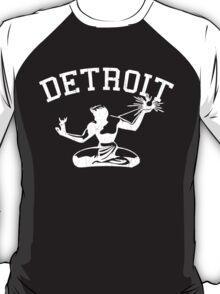 Spirit of Detroit (Vintage Distressed Design) T-Shirt