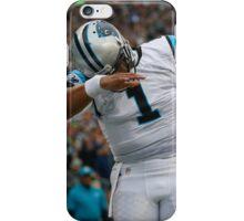 Cam Newton Dab iPhone Case/Skin