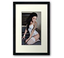 Jillian Framed Print