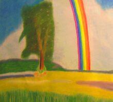 Rainbow Fields by Joe Bolingbroke