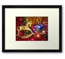 Merry Christmas! Framed Print