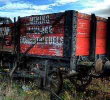 Haulage Waggon by Andrew Pounder