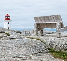 Peggy's Cove by Lynn Armstrong