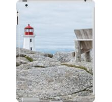 Peggy's Cove iPad Case/Skin