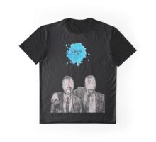 Jesse and Mr White Graphic T-Shirt