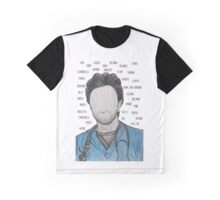 Girls Names - J.D Graphic T-Shirt