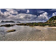 Ned's Beach - Lord Howe Island NSW Australia Photographic Print