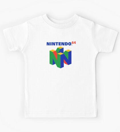 Nintendo 64 Kids Tee
