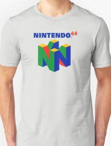 Nintendo 64 Unisex T-Shirt