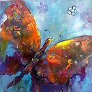 Butterfly by Ivana Pinaffo