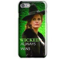 Wicked Rebecca Mader) iPhone Case/Skin