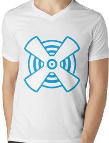 Propeller Mens V-Neck T-Shirt