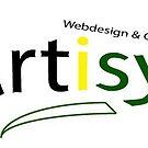 Artisy Logo by steffen witvliet