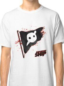 Knife Party - Abandon Ship Logo Classic T-Shirt