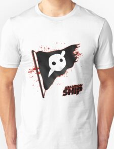 Knife Party - Abandon Ship Logo Unisex T-Shirt