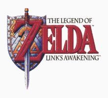 Zelda Link's Awakening by Hyruler