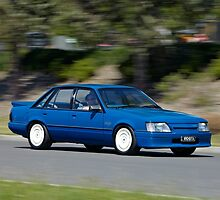 Peter Brock VK HDT Group A Commodore by John Jovic