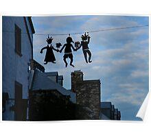 Capricious Quebec City, Canada Poster