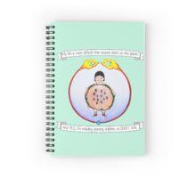 Gene! Spiral Notebook