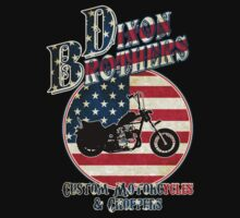 Dixon Brothers Motorcycles by ixrid