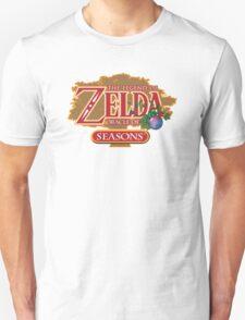 Zelda Oracle of Seasons T-Shirt