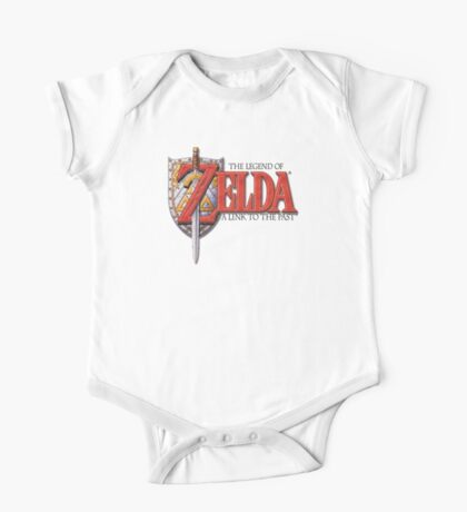 Zelda A Link to the Past One Piece - Short Sleeve