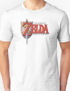 Zelda A Link to the Past T-Shirt