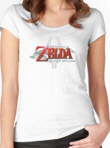 Zelda Twilight Princess Women's Fitted Scoop T-Shirt