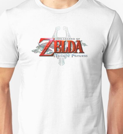 Zelda Twilight Princess Unisex T-Shirt