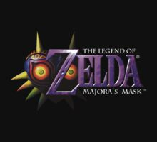 Zelda Majora's Mask by Hyruler