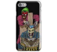 The Joker vs Batman iPhone Case/Skin