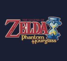 Zelda Phantom Hourglass Kids Tee