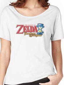 Zelda Phantom Hourglass Women's Relaxed Fit T-Shirt