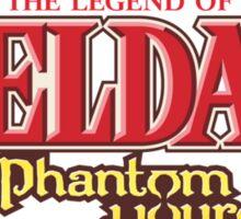 Zelda Phantom Hourglass Sticker