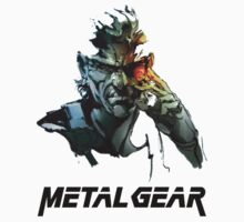 Metal Gear by Arvenger