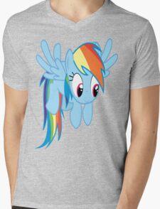 Hover Dash Mens V-Neck T-Shirt