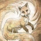 Golden Fox by Lucy Blundell