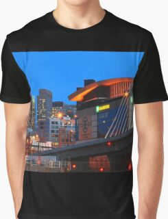Home Of The Celtics And Bruins Graphic T-Shirt