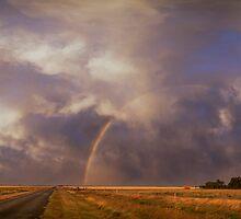 Outback Australia by dan  stewart