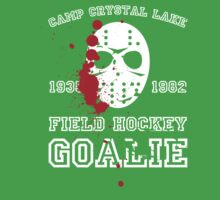 Camp Crystal Lake Field Hockey Team by Andy Hunt