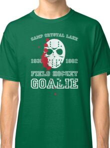 Camp Crystal Lake Field Hockey Team Classic T-Shirt