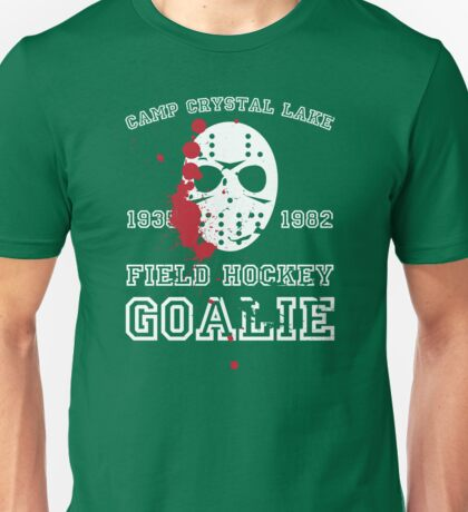 Camp Crystal Lake Field Hockey Team Unisex T-Shirt