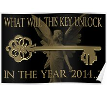 ☝ ☞ WHAT WILL THIS KEY UNLOCK IN THE YEAR 2014??☝ ☞ Poster