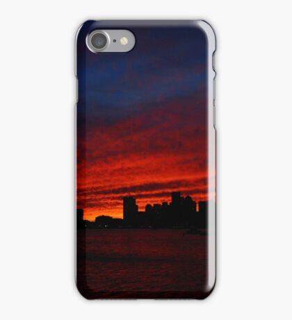 Boston Twilight iPhone Case/Skin