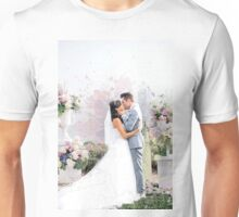 Colleen & Josh Evans Wedding Unisex T-Shirt