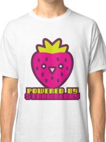 POWERED BY STRAWBERRY Classic T-Shirt