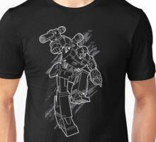 Megatron (line art 2) Unisex T-Shirt
