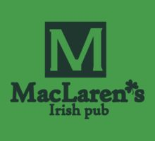 Maclaren's Irish Pub by monkeybrain